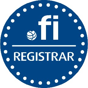 Accredited .fi registrar